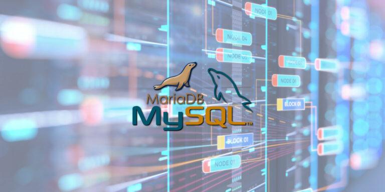 Administración básica en MariaDB/MySQL