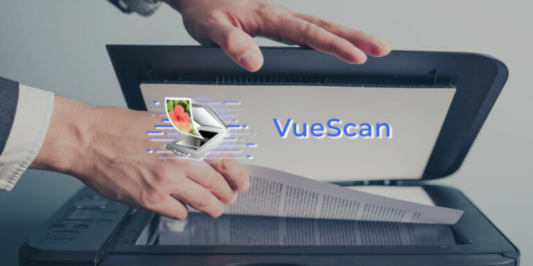 VueScan en Arch Linux
